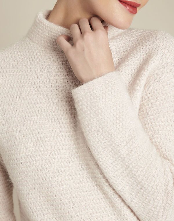Pull nude col montant Ble (2) - 1-2-3