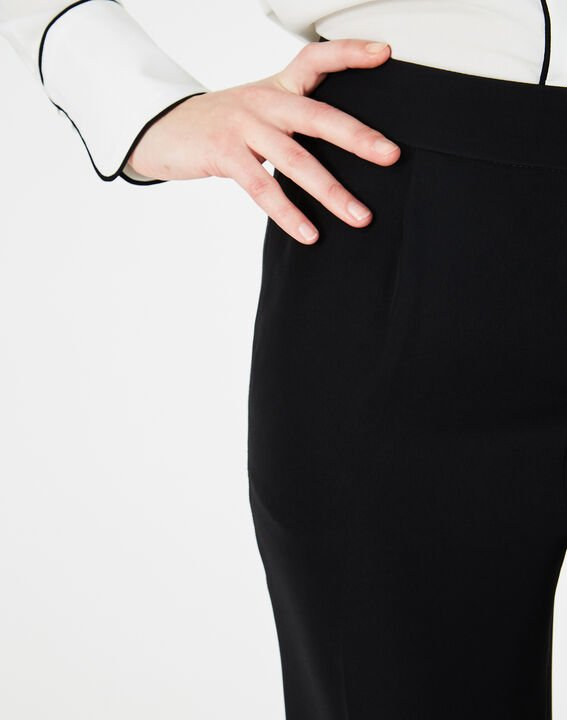 Vada tailored black trousers (4) - 1-2-3