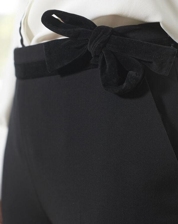 Zwarte sigaretbroek Horest (2) - 37653