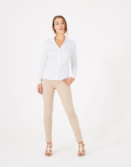 Baumwoll-Popeline-Shirt Dany (1) - 1-2-3
