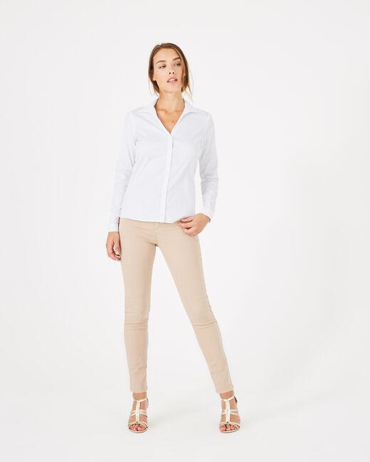 Dany cotton poplin shirt (2) - 1-2-3