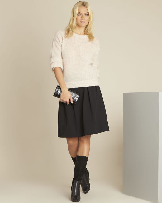 Nude Pullover aus Wolle und Mohair Balou (1) - 1-2-3
