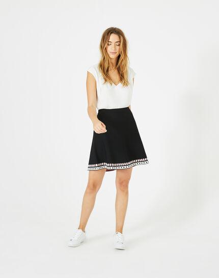 Figue black full skirt PhotoZ | 1-2-3