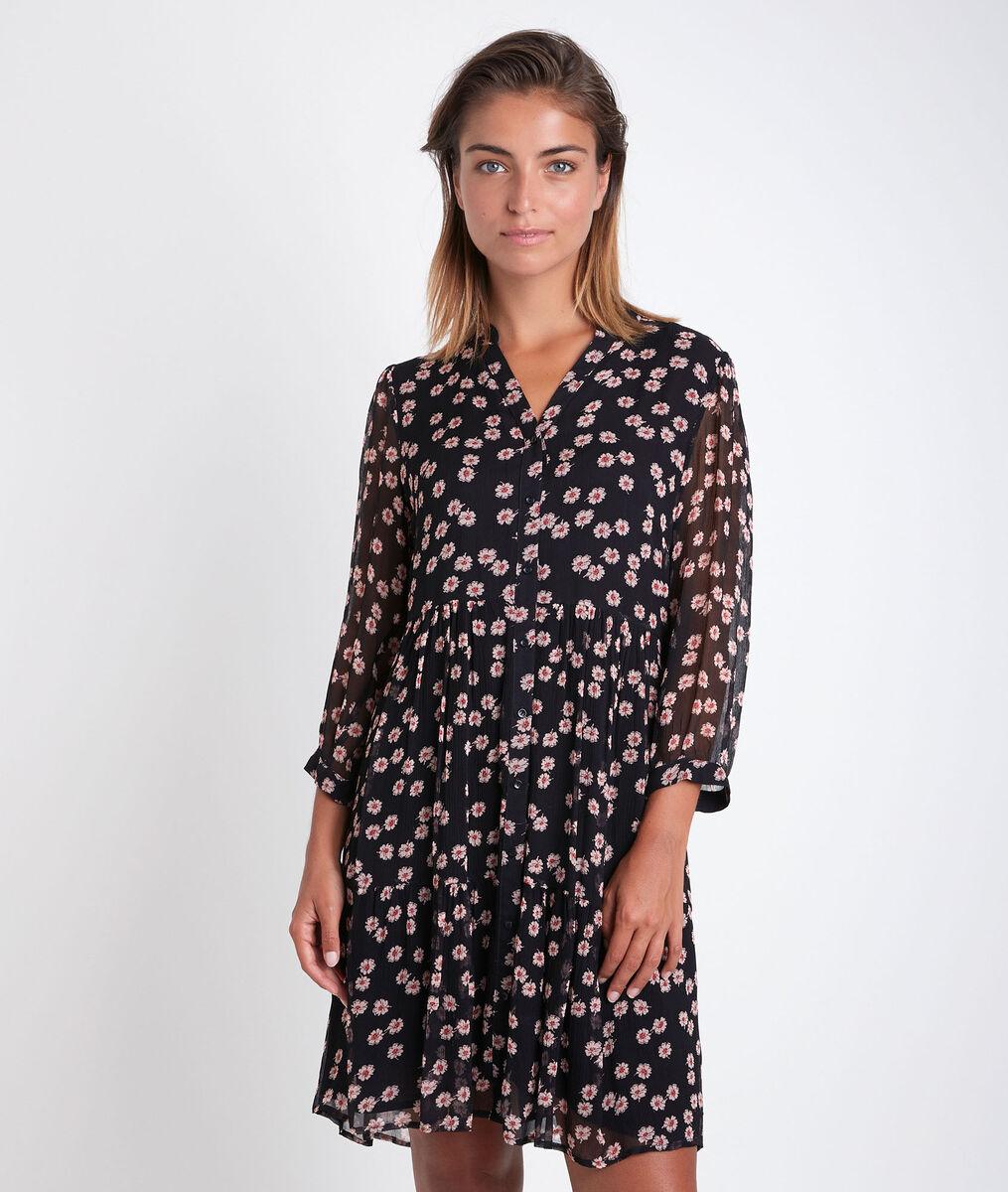 Robe imprimé fleuri Noella PhotoZ | 1-2-3