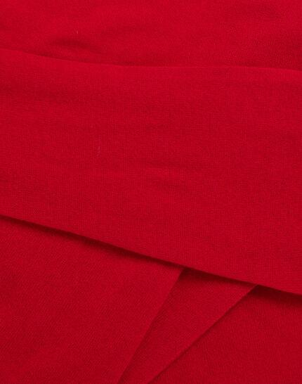 Roter Kaschmir-Schal Tournesol (2) - 1-2-3