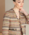 Citrouille tweed jacket with patch pockets PhotoZ   1-2-3