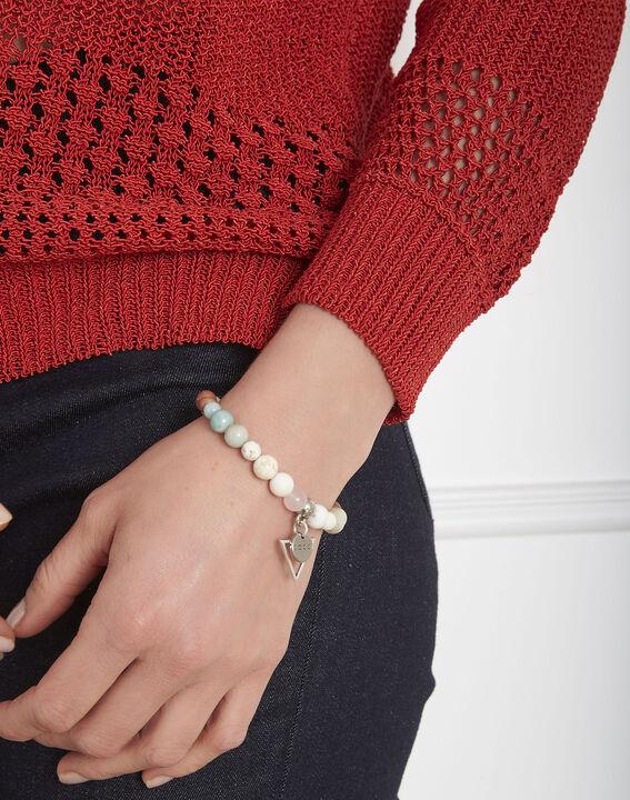 Bracelet perles jade Bonheur (1) - Maison 123