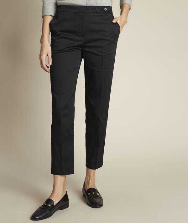 Pantalon cigarette noir Rubis PhotoZ | 1-2-3