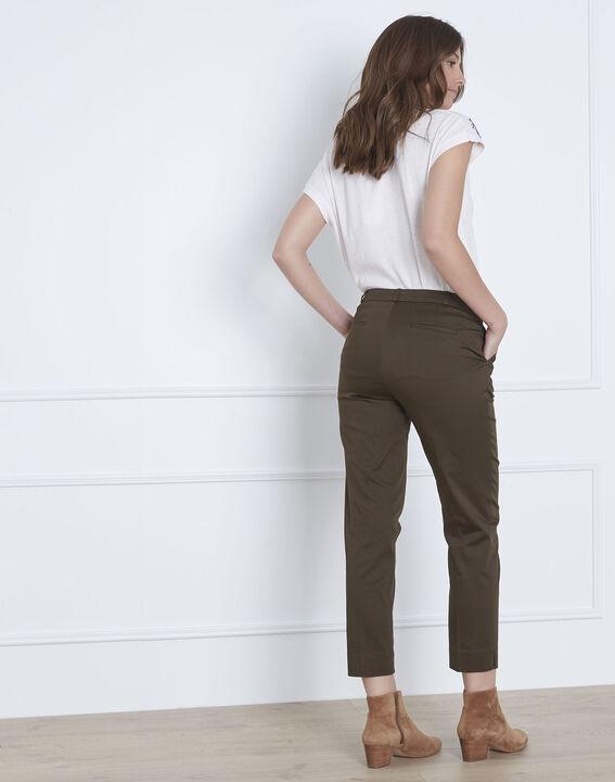 Pantalon kaki cigarette Rubis (4) - 1-2-3