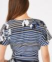 Bluse mit Print Dereck PhotoZ | 1-2-3