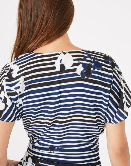 Dereck printed blouse (5) - 1-2-3