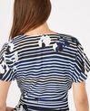 Bluse mit Print Dereck (5) - 1-2-3