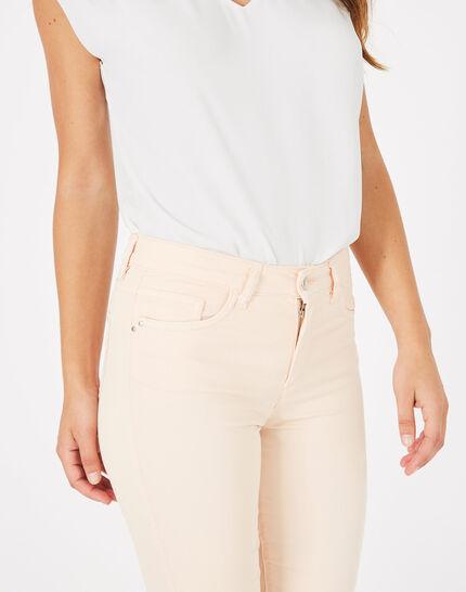 Pantalon rose pâle 7/8ème Oliver (3) - 1-2-3