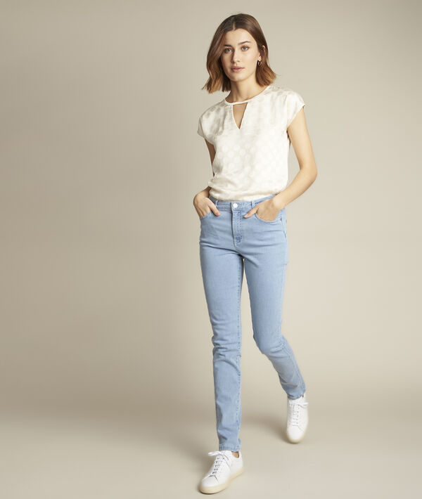 l'iconique slim : jean stone Suzy PhotoZ | 1-2-3