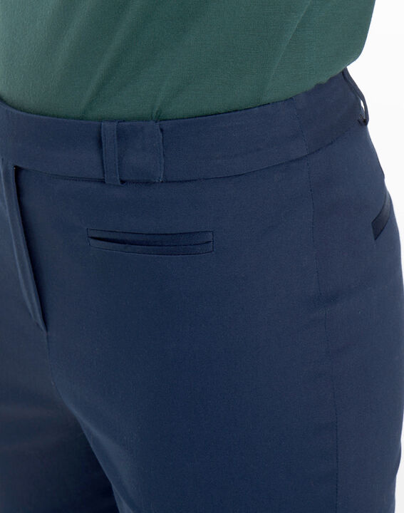 Pantalon bleu marine Rubis (5) - 1-2-3