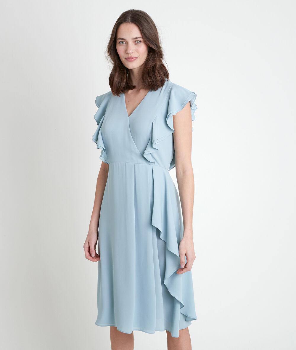elegante  schicke kleider knielang für den abend online