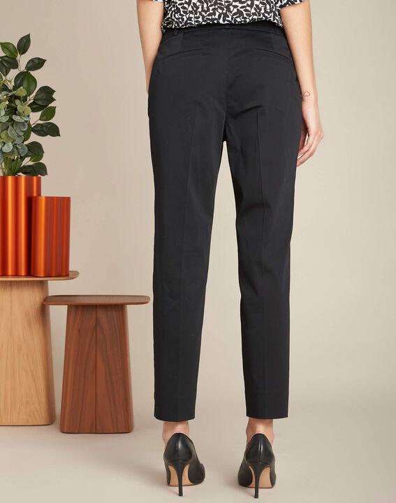 Rubis black 7/8 length trousers (4) - 1-2-3