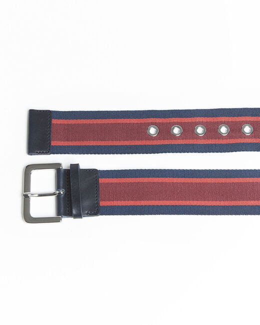Queen red striped belt (1) - 1-2-3