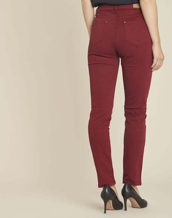 Vendôme ruby slim-cut standard-waist 7/8 length jeans (4) - 1-2-3