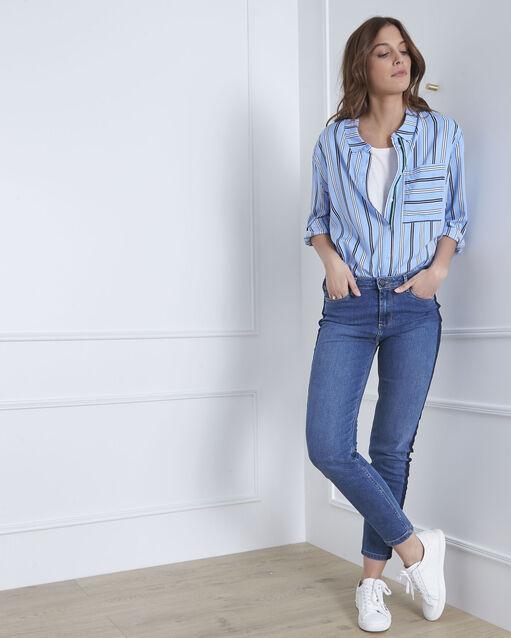 Pantalons – Pantalons droits, 7 8, fluides, tailleurs...- Maison 123 e7448d66dae