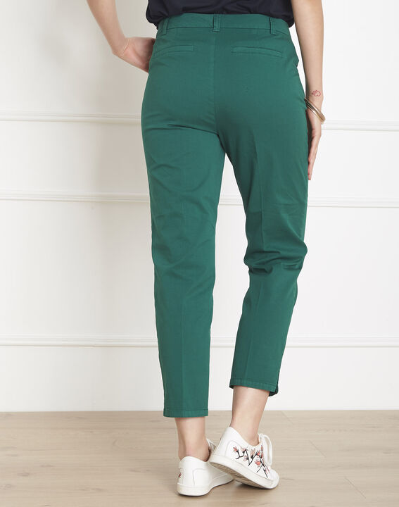 Pantalon vert léger Coco (3) - Maison 123