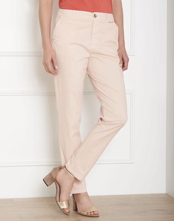 Pantalon poudre chino Calypso PhotoZ | 1-2-3