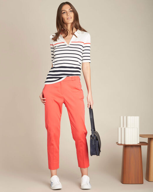 Tee-shirt marine rayé Embruns (1) - 1-2-3
