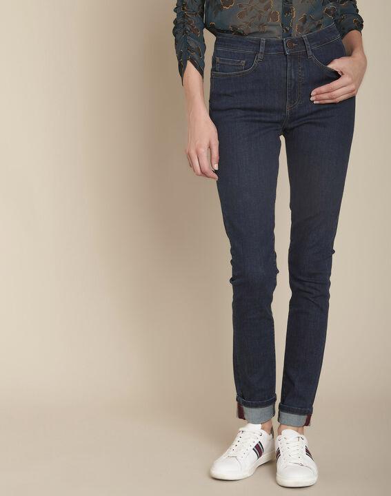 L'Iconique slim : jean brut used Suzy PhotoZ | 1-2-3