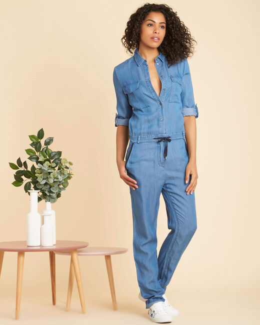 Porto indigo playsuit (2) - 1-2-3