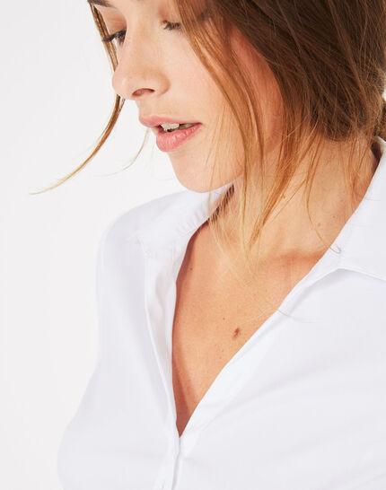 Dany cotton poplin shirt (3) - 1-2-3
