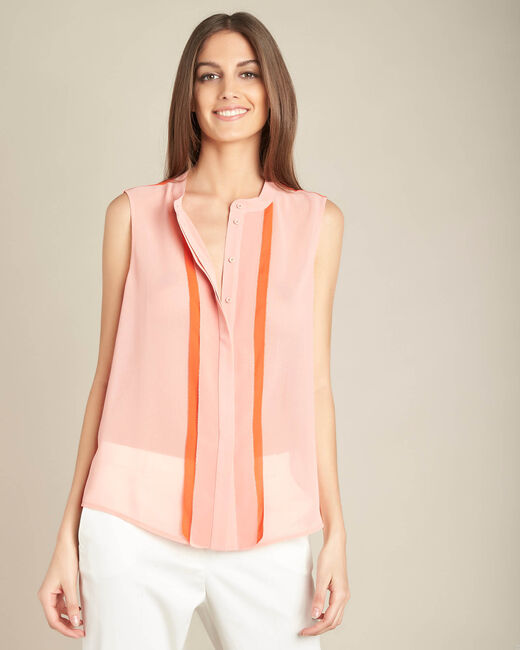 Gelato orange top with frilling (2) - 1-2-3