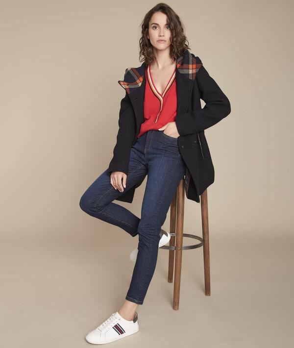 L'Iconique : jean slim jean brut Sultan PhotoZ | 1-2-3