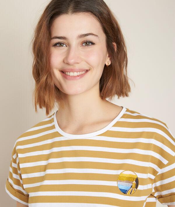 Tee-shirt rayé Rhita PhotoZ | 1-2-3