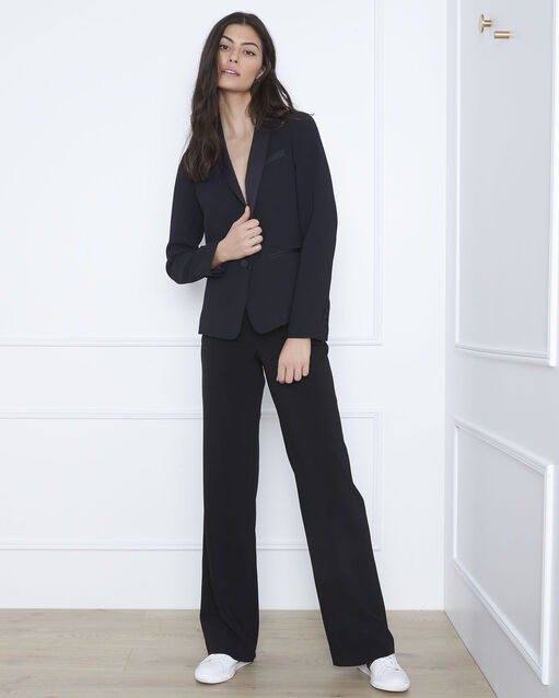 ... Pantalon noir large Gatien (2) - Maison 123 ... 897b6931db9