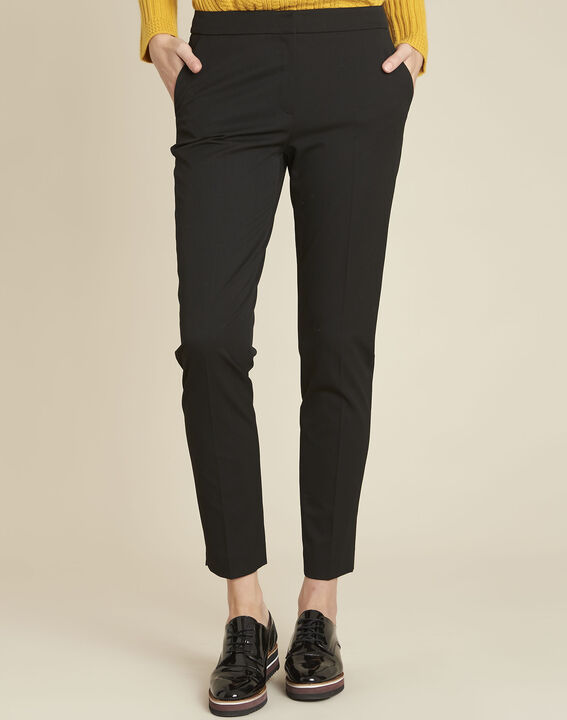 Pantalon noir cigarette Helsy PhotoZ   1-2-3