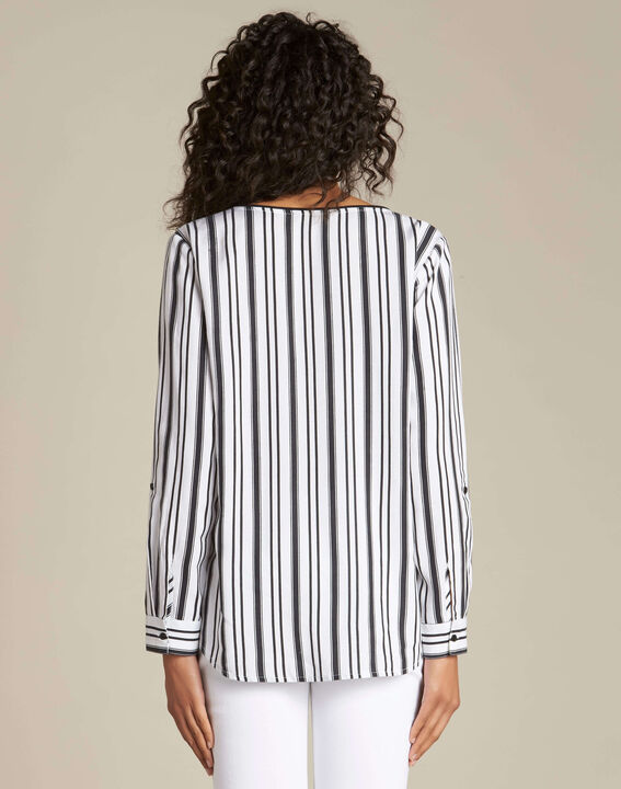 Dan striped blouse (4) - 1-2-3