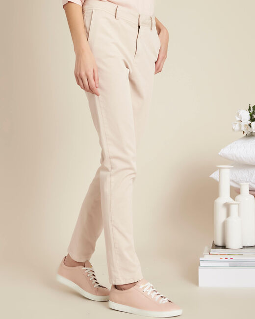 Pantalon nude chino Jacob (2) - 1-2-3