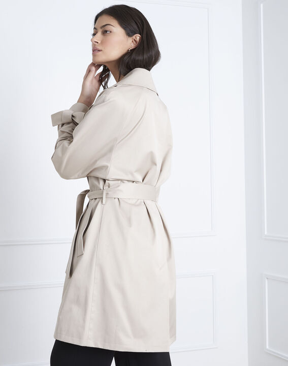 Trench camel Dean (4) - Maison 123