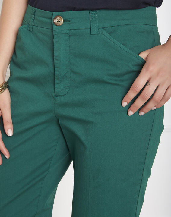 Pantalon vert léger Coco (4) - Maison 123