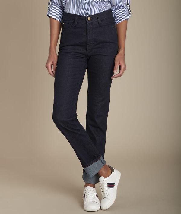 Die originelle 123 Straight Jeans Rinsed Sonia PhotoZ | 1-2-3