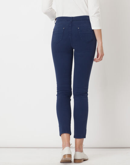Oliver 7/8 length blue trousers (3) - 1-2-3