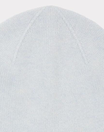 Bonnet bleu clair en cachemire Tilleul (2) - 1-2-3