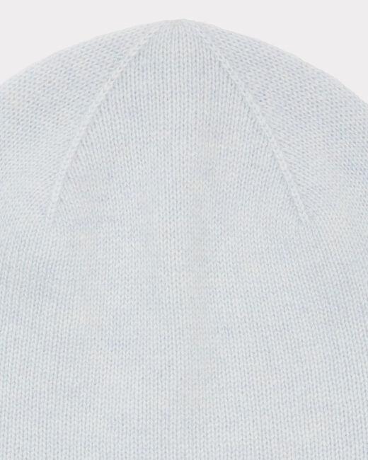 Bonnet bleu clair en cachemire Tilleul (1) - 1-2-3