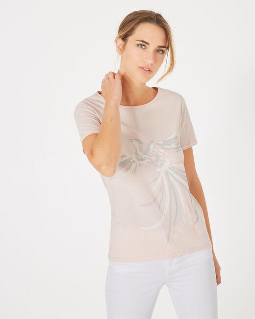 Tee-shirt poudre imprimé phoenix Butterfly (1) - 1-2-3