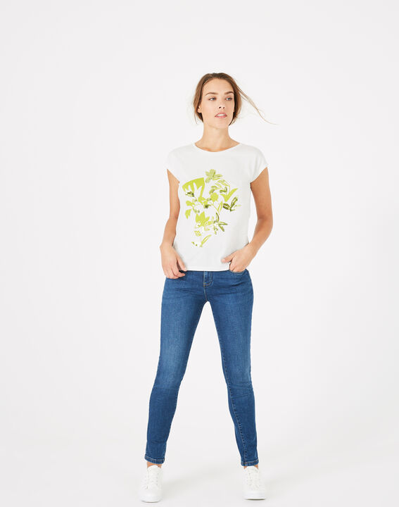 Bambou printed T-shirt PhotoZ | 1-2-3