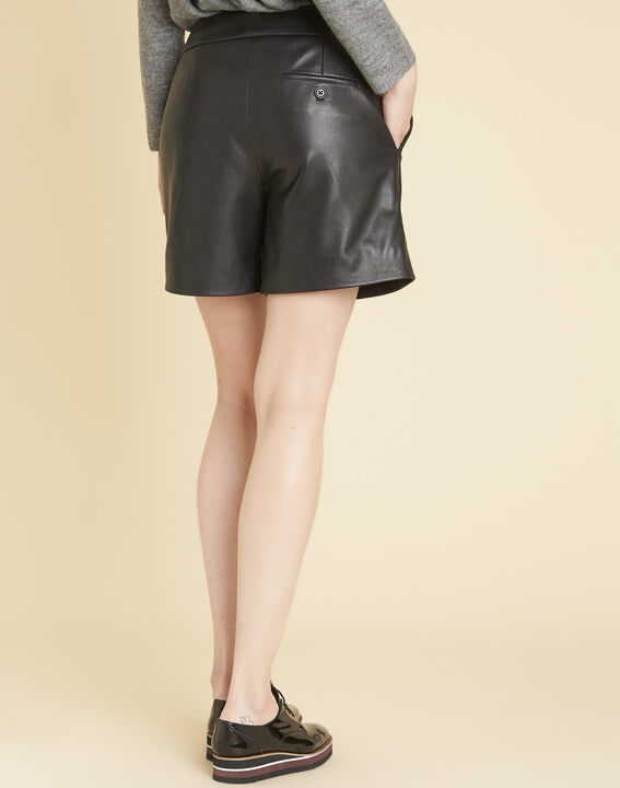 Harley leather shorts (4) - Maison 123