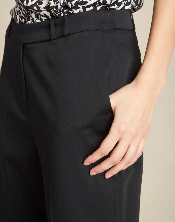 Rubis black 7/8 length trousers PhotoZ | 1-2-3