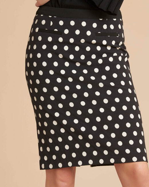 Falcon polka dot skirt (1) - 1-2-3