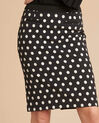 Falcon polka dot skirt (1) - 1-2-3