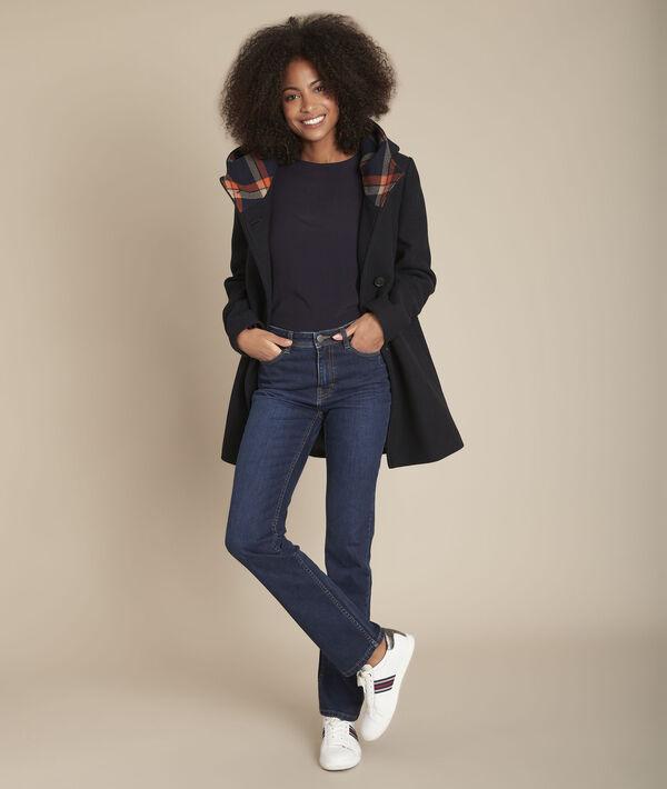 L'Original 123 : jean droit brut Sonia PhotoZ | 1-2-3